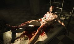 Game- Outlast and Outlast Whistleblower.