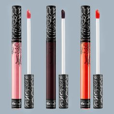 Kat Von D Teased a New Liquid Lipstick Shade and It's So Pretty  Huge news for Kat Von D fans: Over the weekend Von D teased a brand new shade she'll be adding to her famous Everlasting Liquid Lipstick collection  http://ift.tt/1S3Xn7L  #hairtips #beauty #hair