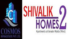COSMOS INFRAESTAE (P) LTD launched its premium residential project Cosmos Shivalik Homes 2 in Noida Extension. This Project is located at Plot No. GH-01C, Sector 16, Greater Noida West.