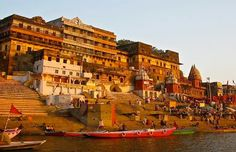 Embrace your spirituality in Varanasi...