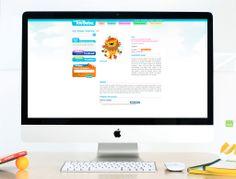 Diseño tienda online toobebe