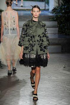 Antonio Marras - Milán Fashion Week Primavera Verano 2014