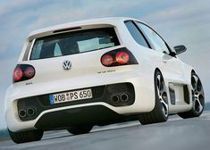 VW GTi W12,  I so want to test drive this!