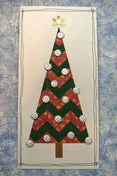 skládaný chevron Big Shot, Advent Calendar, Chevron, Holiday Decor, Cards, Tutorials, Home Decor, Xmas, Decoration Home