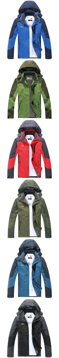 plus 10XL 8XL 6XL 5XL 4XL Camouflage Jacket Men Autumn Hooded Patchwork Zipper Male Camo Windbreaker Thin Casual Sunscreen Coat