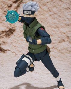S.H.Figuarts Kakashi Hatake Naruto Shippuden | Gundam Century