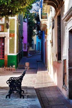 Callejón del Beso, Guanajuato