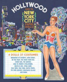 Hollywood Goes to New York City Paper Dolls