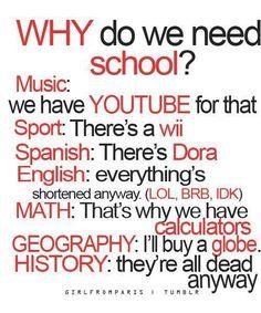 So True !