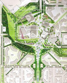 Gustafson Porter vincono il Parco CityLife di Milano - Ordine degli architetti, P.P.C della provincia di Milano