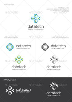 Data Tech #GraphicRiver Data Tech Logo Template Usage: Perfect for any kind of Digital Technology Industry Font: Arial and Elegan Tech ( free font ) Download Link Files included: AI, EPS CMYK Fully editable EPS and AI Easy to Change Color and Text Created: 19January12 GraphicsFilesIncluded: VectorEPS #AIIllustrator Layered: Yes MinimumAdobeCSVersion: CS3 Resolution: Resizable Tags: blue #circle #communication #computer #connection #connectivity #corporate #cyberspace #data #datatech #digital…