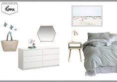 Roomie Mood Board / for Gina Boards, Mood, Bedroom, Planks, Room, Bed Room, Bedrooms, Dorm