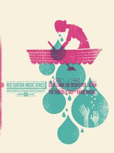 GigPosters.com - Nick Vandenberg - Loblolly Boy, The - Audrey Ryan - Lady ...