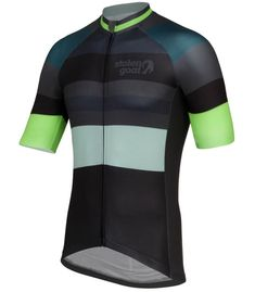 97cd99e77 The stolen goat slipstream green jersey combines form and function  perfectly using a tonal colour palette