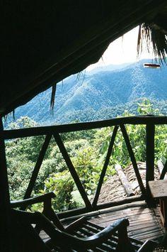 Bellavista Cloud Lodge (Mindo, Ecuador)