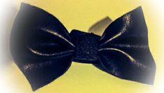 Dark Bow Tie