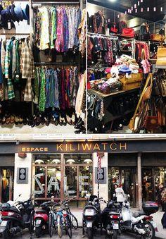 Paris City Guide Who What Wear