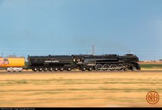RailPictures.Net Photo: UP 844 Union Pacific Steam 4-8-4 at Fort Lupton…