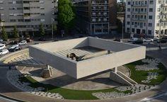 Monumento alla resistenza, Udine, 1969
