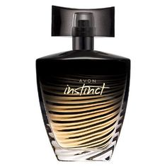Avon Instinct for Him Eau de Toilette Spray | AVON. Let your instinct take over. Feel the magnetic energy of this powerful fusion of wild mandarin, masculine sage and exotic ebony wood. 2.5 fl. oz.