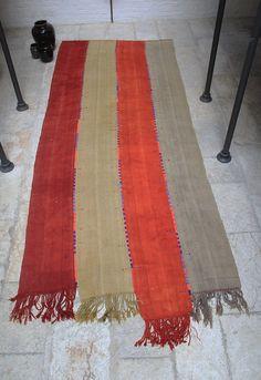 Turkish Perde Malatya rug by EmilysHouseLondon on Etsy