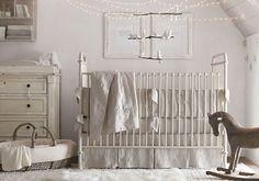The 10 Best Sites to Shop for a Modern Nursery Design: Restoration Hardware Crib