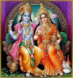 Vishnu Laxmi Lord Krishna Images, Radha Krishna Images, Krishna Art, Shiva Art, Shiva Shakti, Durga Maa, Hindus, Ganesh Photo, Vaishno Devi