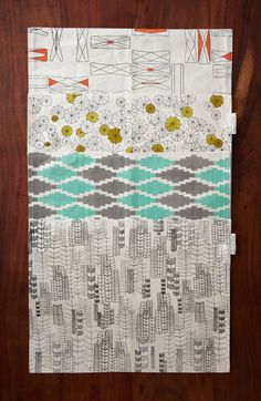 Nell and Mary placemats ... LOVE!