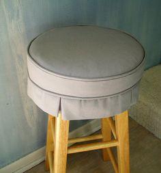 ivory bar stool cushion round barstool slipcover with cushion bar