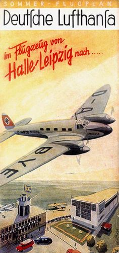 Awesome vintage airline posters and classic airline travel advertisements that will make you wish you could go back in time and visit the golden age of air travel. Retro Poster, Poster Ads, Advertising Poster, Travel Ads, Airline Travel, Air Travel, Zeppelin, Vintage Advertisements, Vintage Ads