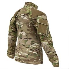 Platatac CUTS (Cool Under Tactical Shirt). Designed for hot climates.