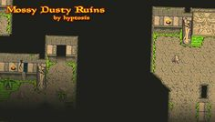 Dust/Moss Ruins has just been added to GameDev Market! Check it out: http://ift.tt/1L0EY8d #gamedev #indiedev