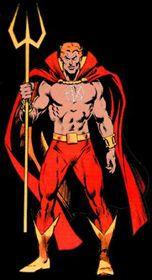 Daimon Hellstrom, Son of Satan