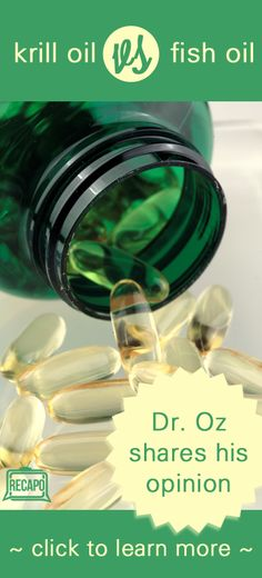 which is better for you: fish oil or krill oil?