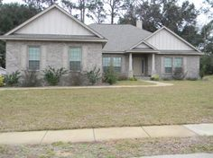 Like NEW!! 5/2.5 Brick home in move in condition. Open floor plan, Gas FP with vaulted ceilings. Crown molding, recessed lighting, hardwood floors. Formal dining room, eat in breakfast area off kitchen. Granite counter tops, Stainless Steel Appliances, tons of cabinet space. Large master with walk in closets, double vanities, separate tub/shower. 5th bedroom or office.  Covered back porch. Split floor plan. Ready for new owners.