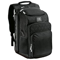 Ogio Epic Laptop Bag / Backpack / Rucksack (41 Litres) (One Size) (Black)