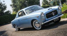 1955 Fiat 1100 TV Veloce coupè Pininfarina