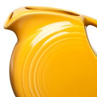 Small Disc Pitcher Marigold (485)