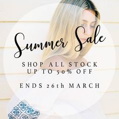 S U M M E R  S A L E  B E G I N S ��  Shop everything up to 50% now! No discount code needed 〰️ #fashion #style #lookbook http://www.butimag.com/fashion/post/1468665339771400698_1963492451/?code=BRhv1hfALH6