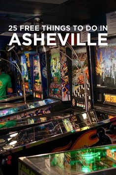 Heading to Asheville on a budget? Here are 25 free things to do in Asheville NC // localadventurer.com #TravelDestinationsUsaSpringBreak