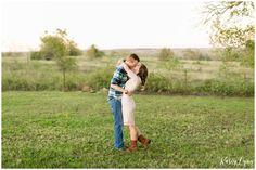 Bernhardt Winery Engagement Photos / Kasey Lynn Photography