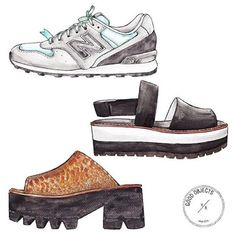 Good objects - From day to night - shoes from @st_clemente New Balance, @themoodstoreuy , @amenshoes