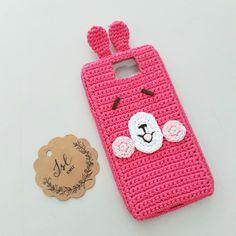 Crochet kanahei mobilecase