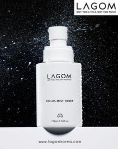 www.lagomkorea.com #LAGOM #LAGOMKorea #skincare #cosmetic #kbeauty #beauty #cream #adver #mist #skin