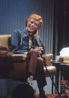 David Bowie, The Dick Cavett Show 1974 David Bowie Interview, David Bowie Fashion, Mick Ronson, Bowie Starman, Major Tom, Ziggy Stardust, Star Girl, I Icon, Falling Down