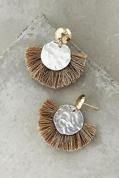 Rising Sun Drops - anthropologie.com