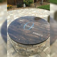 Fire pit table top .                                                                                                                                                     More
