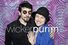 In which rabbis get shwasted in a Wicker Park chabad.....    http://glitterguts.com/photobooth/wicker-purim-3
