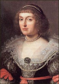 Elizabeth Stuart (the Queen of Hearts, Electress Palatine and Queen of Bohemia)