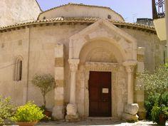 Brindisi Chiesa di San Giovanni al Sepolcro